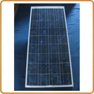 Solcellemodul med ramme