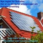 6kW solcelleanlæg