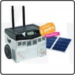 Mobil Solcelleanlæg Kit