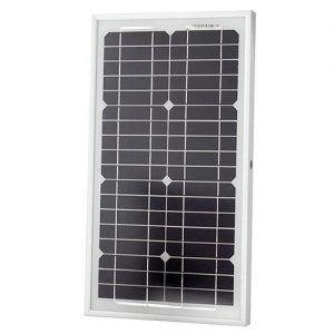 20W/12V solcelle ET Solar