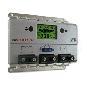 Laderegulator Western WR20 - 20A