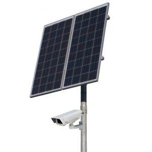 Solar Spy IG 4 camera overvågnings kit