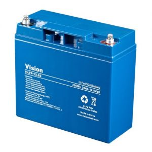 Battery Vision LFP1220, 12V 20Ah