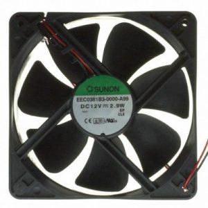 Sunon Ventilator 12V DC 120x120x38/2,9W