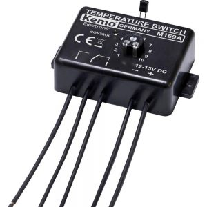 Elektroniske og bimetal termostater