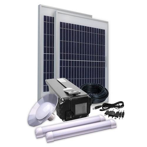 Energy Comfort Kit Solar Side Three