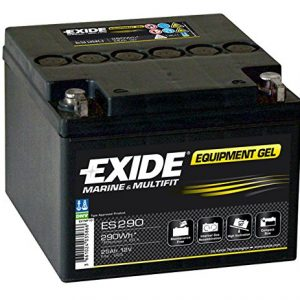 Exide EQUIPMENT Gel Batteri ES290 12V 25Ah