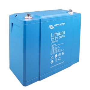 Victron Energy LiFePO4 Lithium Batteri 12,8V/60Ah - CB