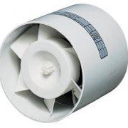12V/4W rørventilator WallAir 100mm