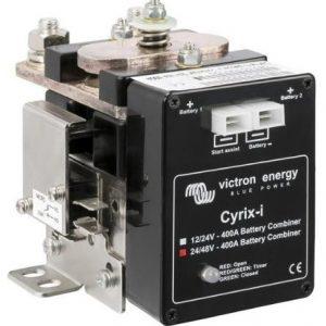 Skillerelæ Victron Cyrix-i 12/24V-400A