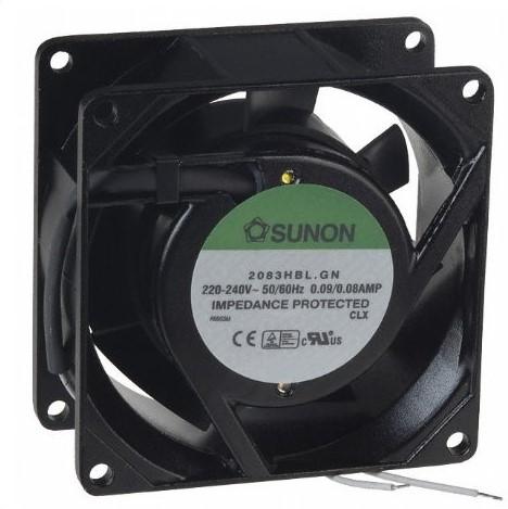 Sunon BLÆSER 230V AC 92x92x25/51 m³/h
