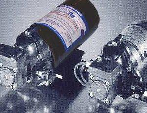 Vandpumpe Shurflo Sealed Premium 2088-414-534