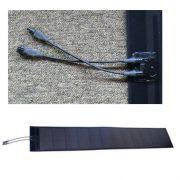 Ascent fleksibel solpanel 21W, 1,2m