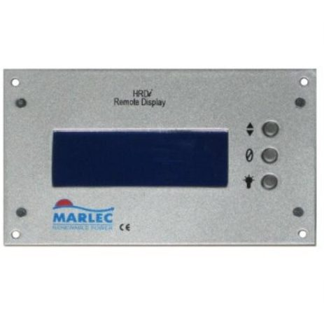 HRDi Remote Display til HRDi Laderegulator