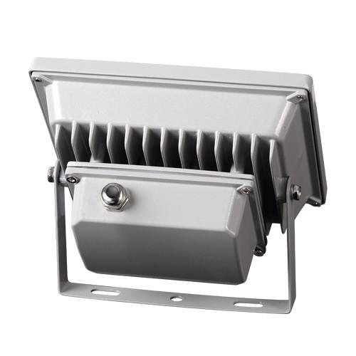 LED projektør 20W, vandtæt IP65, hvidt lys