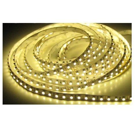 Fleksibel LED-bånd SMD 480lm/m lys stribe - varm hvid
