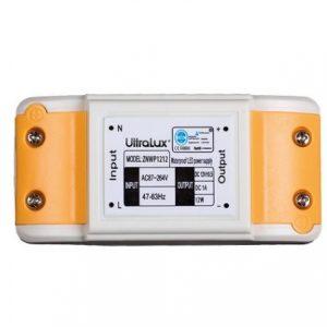 LED-strømforsyning 12W/ 12V DC