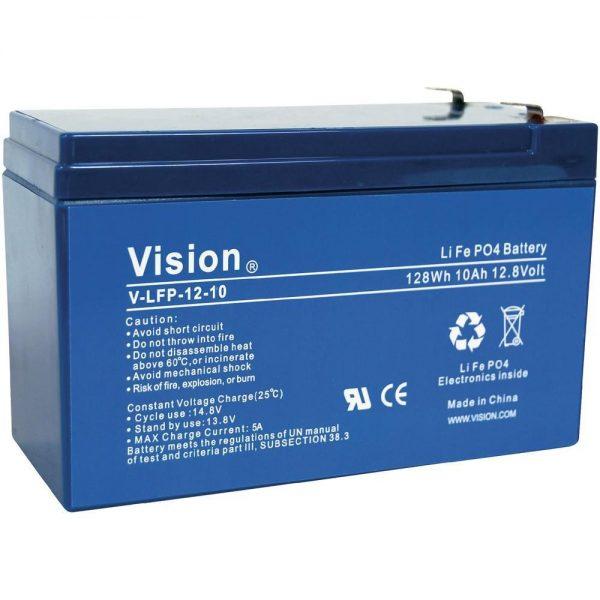 Battery Vision LFP1210, 12V 10Ah