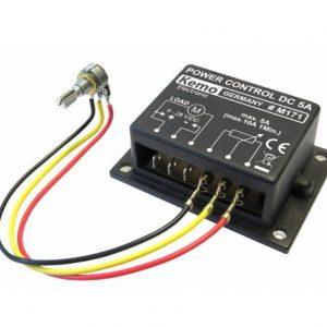 PWM Strøm styring 9-28 V / DC, max. 10 A M171