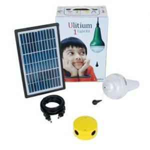 Ulitium 200 Solar Lightkit White Sundaya