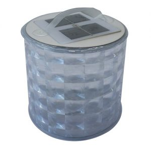 Solar Lamp Blow-Up Disco