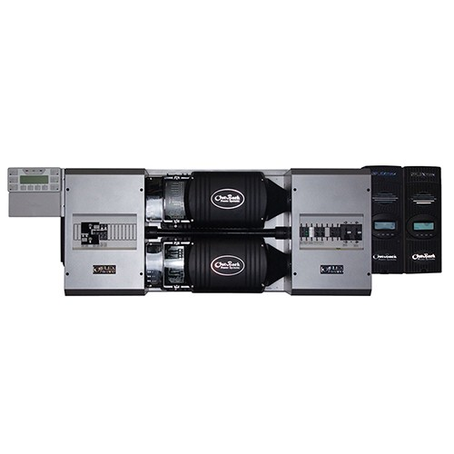 Backup Single System Outback Flexpower Two 6KvaVFXR3024E