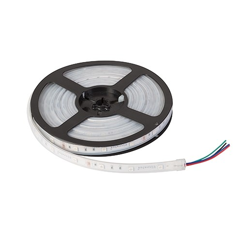 LED bånd/strips, 7,2 W/m, RGB, IP67, SMD 5050