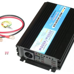 Ren Sinus inverter 24V-230V,2.000 Watt