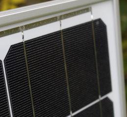 Almindelig solcelle