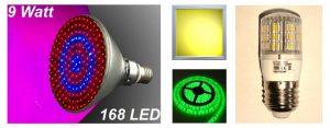 Billige LED Vækstlamper