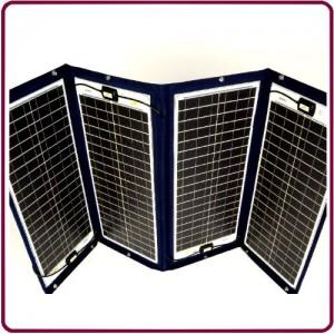 Fleksibel solcelle