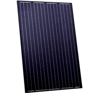 Store solceller/moduler til nettilslutning