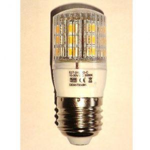 LED pære 12V/24V 3,8W E27 2700K/330lm
