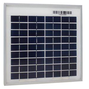 5Wp/12V solcelle Phaesun Sun Plus 5