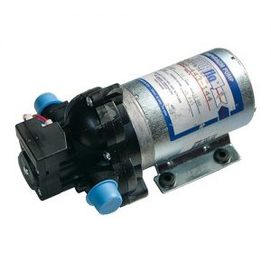 Vandpumper, dykpumper til 12V, 24V