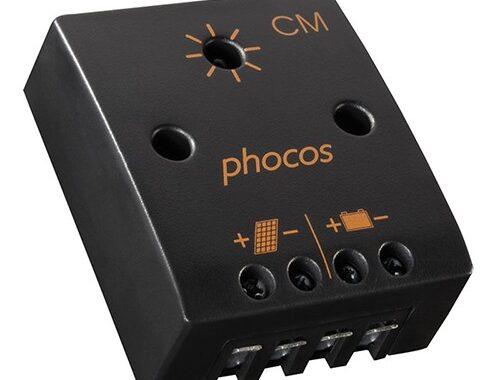 Laderegulator Phocos CM10 10 Amp