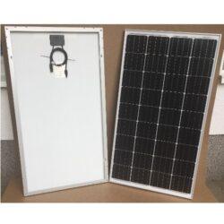 130W/12V solcelle PV-130-M-36S, monokrystallinsk