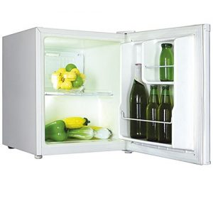 Køleskab og fryser 12-24V til campingvogn, autocamper, båd, kolonihavehus
