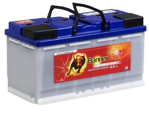 Batteri Banner Energy Bull 100Ah 12V