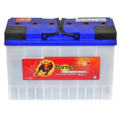 Batteri Banner Energy Bull 115Ah 12V