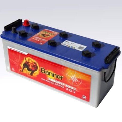 Batteri Banner Energy Bull 130Ah 12V