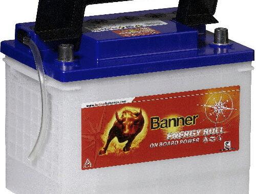 Batteri Banner Energy Bull 75Ah 12V