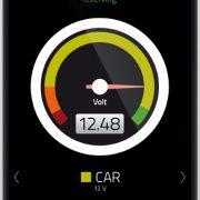 Batteri vagt Bluetooth Sender
