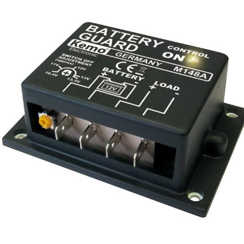 Batterivagt 12V DC, M148A
