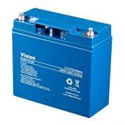 Battery Vision LFP1220, 12V 20Ah