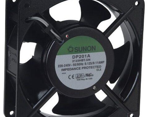 Sunon BLÆSER 230V AC 120x120x38/148m3
