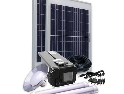 Energy Comfort Kit Solar Side Three