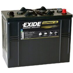 Exide EQUIPMENT Gel Batteri ES1300 12V 120Ah