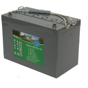 Haze AGM vedligeholdelsesfri batterier 12V