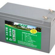 Haze AGM batteri HZB-EV12-7.5 7,5Ah/12V